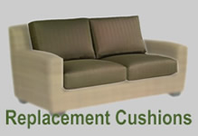 Replacement Cushions and Pillows