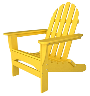 Poly-Lumber Chair